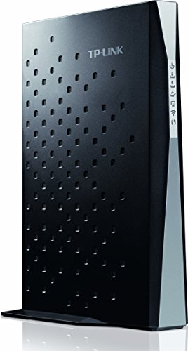 TP-Link AC1750 DOCSIS 3.0 (16x4) Wireless Wi-Fi Cable Modem Router | Gateway | Up to 1750Mbps Wi-Fi Speeds | Max Download Speeds up to 680Mbps | Certified for Comcast XFINITY, Spectrum, Cox and more (Archer CR700) by TP-Link