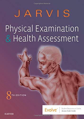 Physical Examination and Health Assessment by Saunders