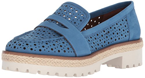 Oxford Women's Blue Nine Nubuck West GRADSKOOL Nubuck Flat wcqSCU7S