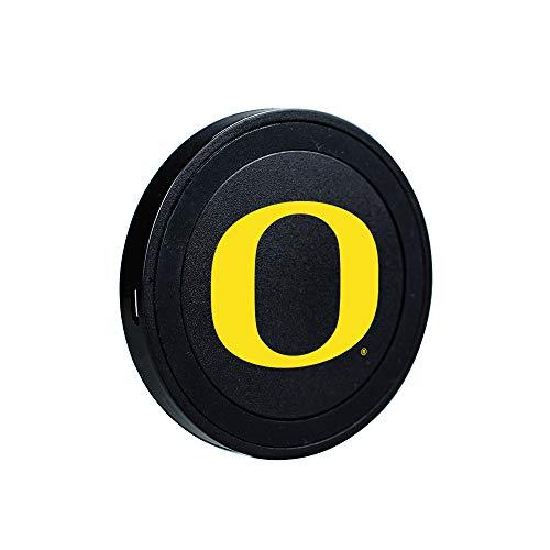 - QuikVolt Oregon Ducks Launch Pad Wireless Charger - Black