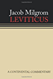 Leviticus (Continental Commentary) (Continental Commentaries) (Continental Commentaries Series)