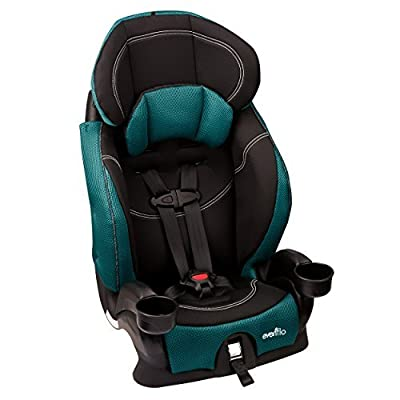 Evenflo Chase DLX Booster Car Seat