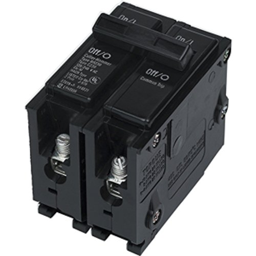 Cutler Hammer-Westinghouse Double Pole Circuit Breaker, 40 Amp