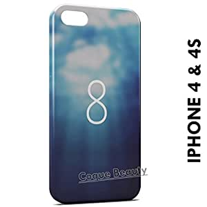 Carcasa Funda iPhone 4/4S 8 Water Power Protectora Case Cover
