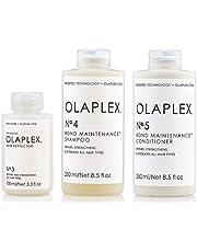 Olaplex No.3+ No.4+ No.5 Bonding Shampoo + Treatment+ conditioner package set (No.3+No.4+No.5)
