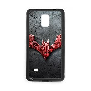 Batman Samsung Galaxy Note 4 Cell Phone Case Black I0452244