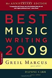 Best Music Writing 2009 (Da Capo Best Music Writing)