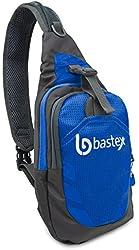 Bastex On the GO Shoulder Bag Gym Sports Backpack Outdoor Chest Pack