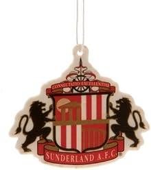Sunderland AFC Stadium Metall Stra/ßenschild Einheitsgr/ö/ße Wei/ß//Schwarz//Rot