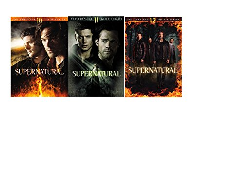 Supernatural: Seasons 10,11,12
