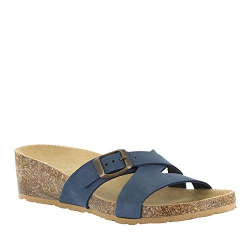 Easy Street Sandalo Donna Stretta Pelle
