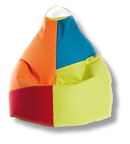 Avanti trendstore pouf poltrona con palline polistirolo for Poltrona polistirolo