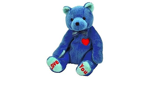 389f26ffb1f Amazon.com  TY Beanie Baby - DAD-e the Bear (Internet Exclusive) by ty  Toys    Games