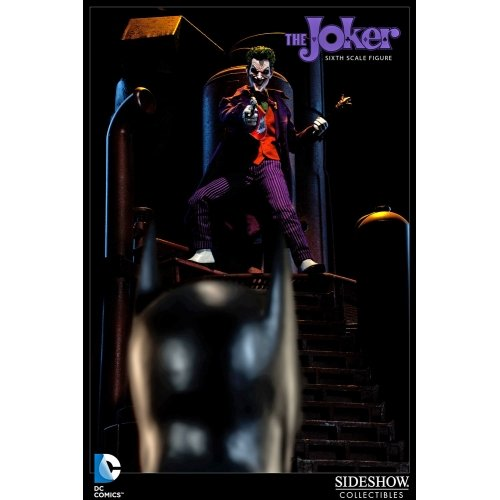 Free Comic Book Day Dubai: Sideshow Collectibles 1:6 Scale The Joker DC Comics
