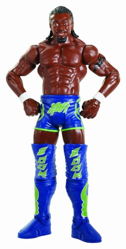 WWE Series #35 Kofi Kingston Figure by WWE