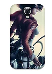 Defender Case For Galaxy S4, Anime Protagonist Pattern