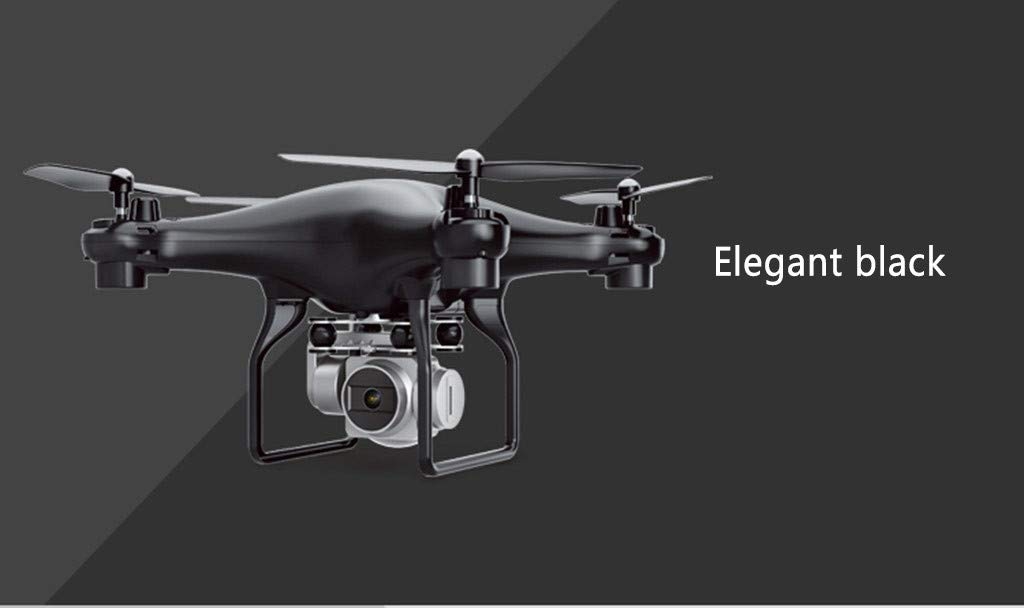 Sdoveb FPV Drone with 1080P HD Wide Angle Camera for Adults RC Quadcotper Helicopter for Kids Beginners 18 Min Flight Time and WiFi Real-time Transmission (Black) by Sdoveb (Image #5)