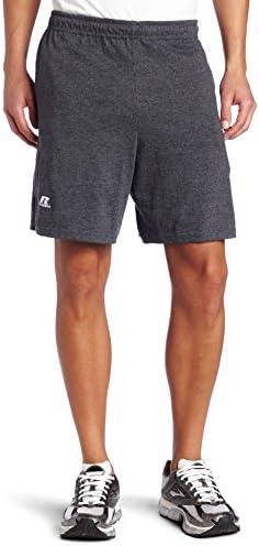 Russell Athletic pantalones cortos de algodón estándar para hombre