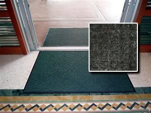 Amazon.com : Indoor Outdoor Entrance Mat   FloorGuard Diamond   Heavy Duty  Commercial Grade   3u0027 X 5u0027   Charcoal : Industrial Entry Mat : Garden U0026  Outdoor