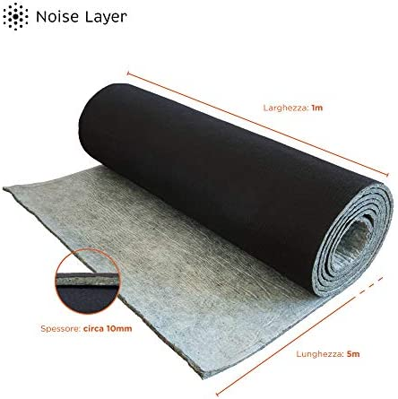 Noise LayerTM - Paneles acústicos aislantes de ruido, poroso ...