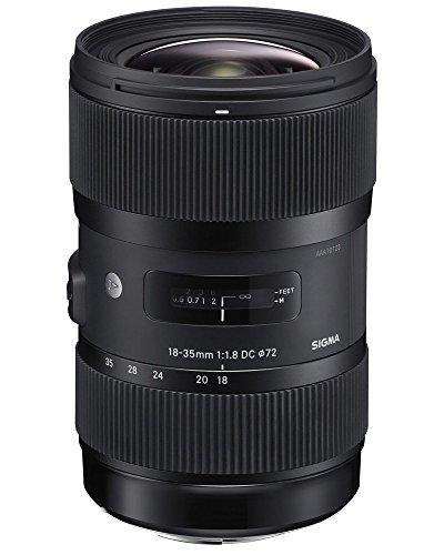 シグマ 1835mm F1.8 DC HSM ニコン用 APSC専用