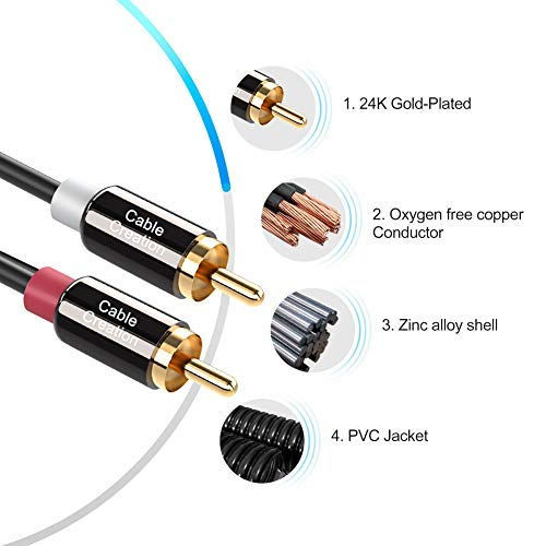 Buy rca wires to amp