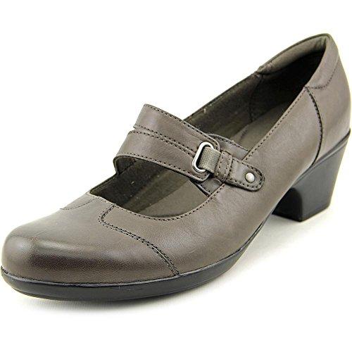 Clarks Infalls Siene Läder Mary-jane Grå