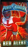 POWER RANGERS RED ALERT