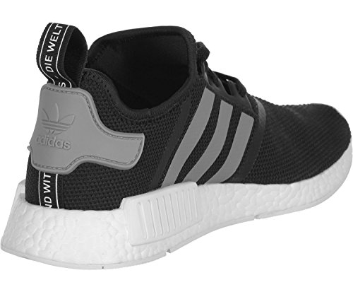 Adidas NMD_R1 Schuhe core black-solid grey-white- 42