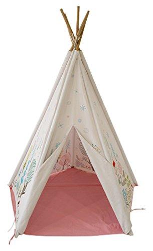 CUNATENT Indian tent - NORWEGIAN WOOD -PINK ACT-003 子供テント [並行輸入品] B00XMQ02U2