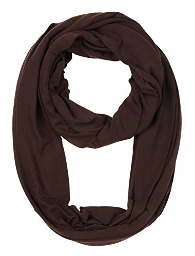 corciova Light Weight Infinity Scarf with