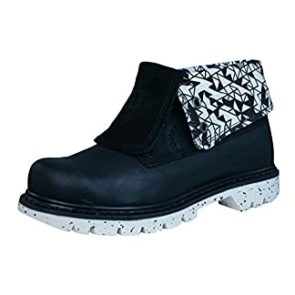 Caterpillar Colorado RD Walala Womens Leather Boots Fold Over 12