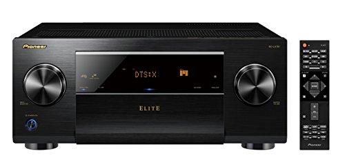 Pioneer Network AV Receiver Audio & Video Component Receiver, Black (SC-LX701) (Renewed)