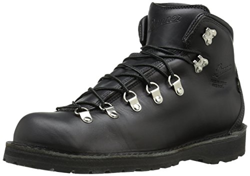 Pictures of Danner Men's Mountain Pass Lifestyle Boot Black Glace 1