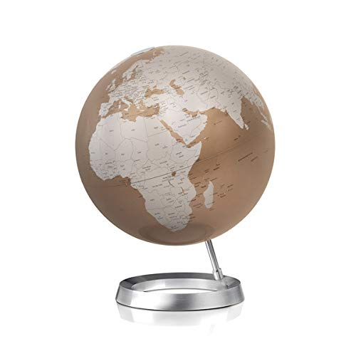 Full Circle Vision World Globe by Ameico Atmosphere