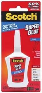 Scotch Super Glue Liquid Precision Applicator