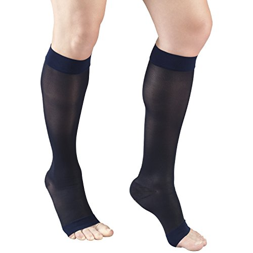 Truform Sheer Compression Stockings, 15-20 mmHg, Women