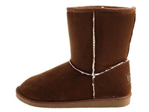 Depeche Marron Bottes 2102 Femme 1886 D'hiver Chaussures qgBzfwaxq