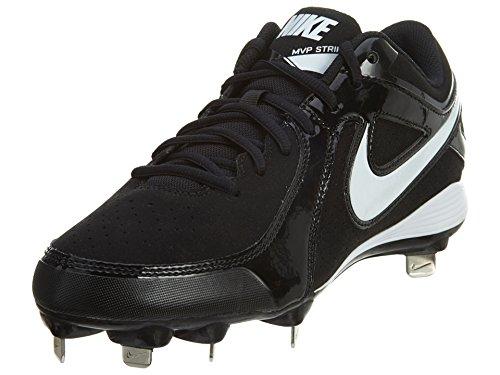 Keil Nike Strike White black Black Metall Fußball Herren Low MVP rrYSC