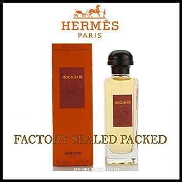 Amazon.com   Hermes Rocabar Eau de Toilette Spray for Men, 3.3 Ounce ... fb1a1c6448e