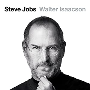 Steve Jobs. La biografía Audiobook by Walter Isaacson Narrated by Roberto Medina