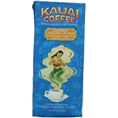 Kauai Coffee Coconut Caramel Crunch Ground