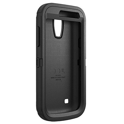 Otterbox Defender Series Protective Case for Samsung Galaxy S4 Mini - Black