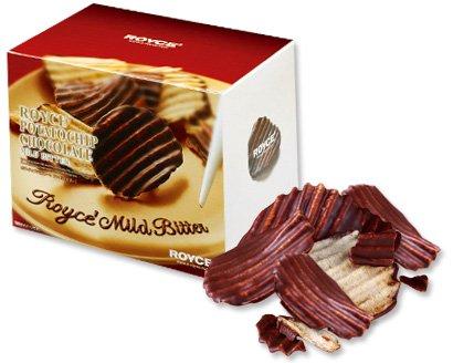ROYCE' 生巧克力