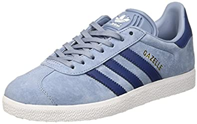 adidas Gazelle Womens Sneakers Blue