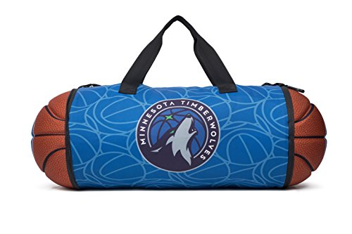 fan products of MINNESOTA TIMBERWOLVES BASKETBALL TO DUFFLE AUTHENTIC