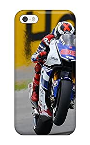 Perfect Jorge Lorenzo Gp Emo Case Cover Skin For Iphone 5/5s Phone Case(3D PC Soft Case)