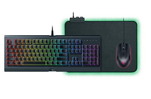 Razer Holiday Keyboard Goliathus Mousepad product image