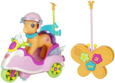 Hasbro My Little Pony Scootaloo Rc On The Go Amazon Co Uk Toys Games Popular scooter toy of good quality and at affordable prices you can buy on aliexpress. hasbro my little pony scootaloo rc on