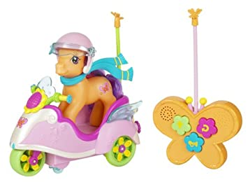 My Little Pony Scootaloo RC On The Go